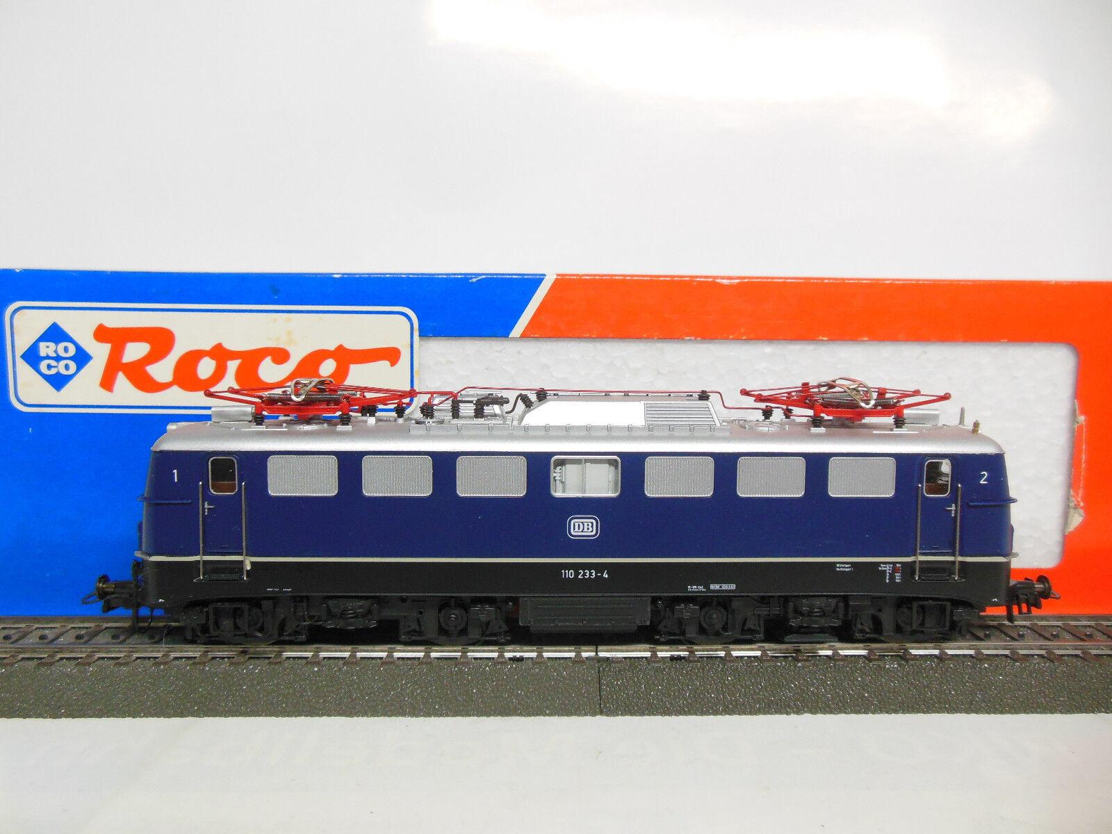 Roco 43990 ac  - br 110.1 DB-corre top-usado-en OVP