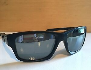 Image is loading Nice-Oakley-Polarized-Jupiter-Squared-Sunglasses-Matte- Black- 046deec836