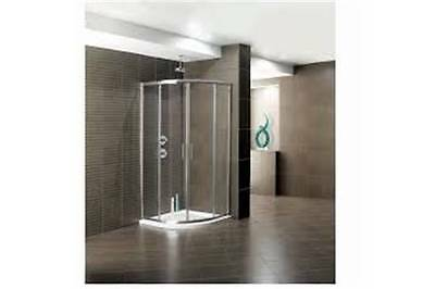 Shower Enclosures Clearance Items only £50 each - Bifold Doors Side Panels Quads