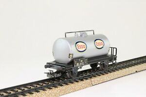 Marklin-4501-h0-chaudiere-VOITURE-ESSO-wagons-de-la-DB-598-210-bien