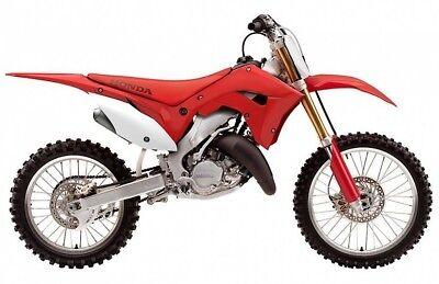 RED Polisport 07-19 Honda CRF150R Front Fender