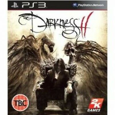 The Darkness II 2 Game PS3 Brand New