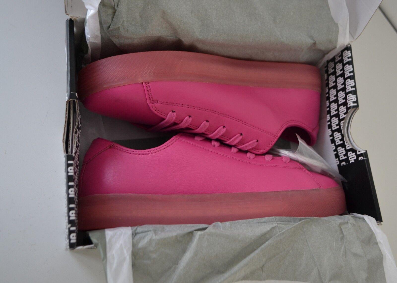 rosadoy Luz pop-ups, Zapatillas de deporte, tamaño 10, rosado rosado rosado Fizz, Zapatos, Baja Pop Pop  ganancia cero