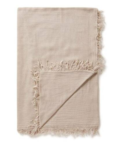 Marble One Size RRP £35 Pure Collection Ultra Soft Gauzy Scarf