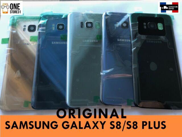 Original la Ventana Trasera Tapa de Batería Samsung Galaxy S8 G950f / S8+ Plus