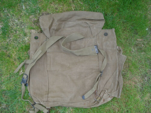 ITALIEN Rucksack Tornister bag Italy  ITALIA  no Wehrmacht