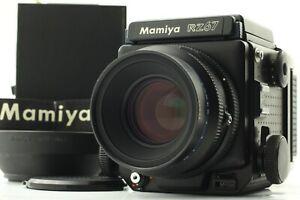 Quasi-Nuovo-Mamiya-RZ67-PRO-fotocamera-con-Sekor-Z110mm-f2-8-W-lente-dal-Giappone
