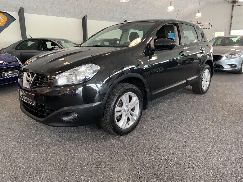 Nissan Qashqai 2,0 Acenta 4WD 5d - 129.800 kr.
