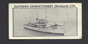 CLEVEDON - BRITISH SHIPS - #45 HMS BERN