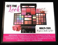 Profusion Cosmetics Get The Look Multi-tier 76 Pc Makeup Kit