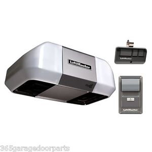 Liftmaster 8355 3280 1 2 Hp Ac Belt Drive Garage Door