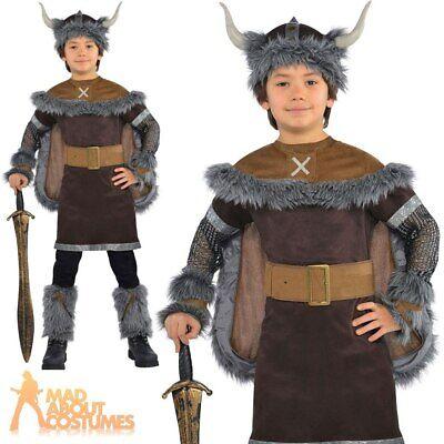 amscan 999661 4-6 Ans D/éguisement Viking