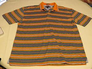 a10583afb2 Tommy Hilfiger Mens short sleeve Polo shirt XL mercerized cotton ...