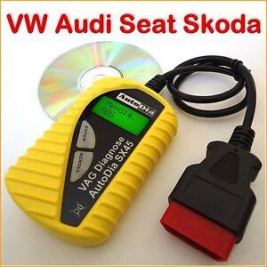 OBD-2-Scanner-Diagnosegerat-CAN-AutoDia-SX45-Tester-VAG-VW-Audi-Seat-Skoda-OBD