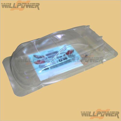Titan RC-WillPower BLITZ G35 Clear Body Shell Cover #60212