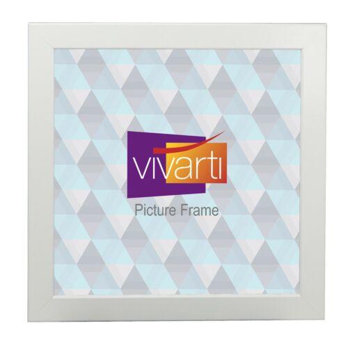 Vivarti Blanc Cadre Photo prêts certificat A1 A2 A3 A4 A5 Standard