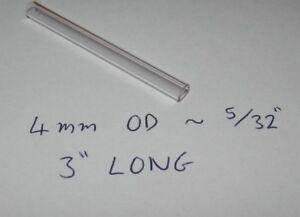 3-034-LENGTH-STUART-amp-OTHER-MODEL-LIVE-STEAM-ENGINE-4mm-5-32-034-GAUGE-GLASS-TUBE