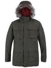 REGATTA MENS SKYSAIL PARKA WATERPROOF COAT BLACK or GREEN RMP168