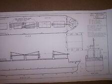 JOHN P BOBO ship plan