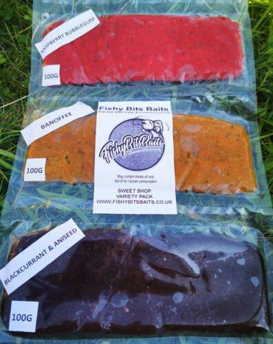 Sweet Shop Multi-Pack aromatisé Pâte appât pour grossier Pêche à La Carpe