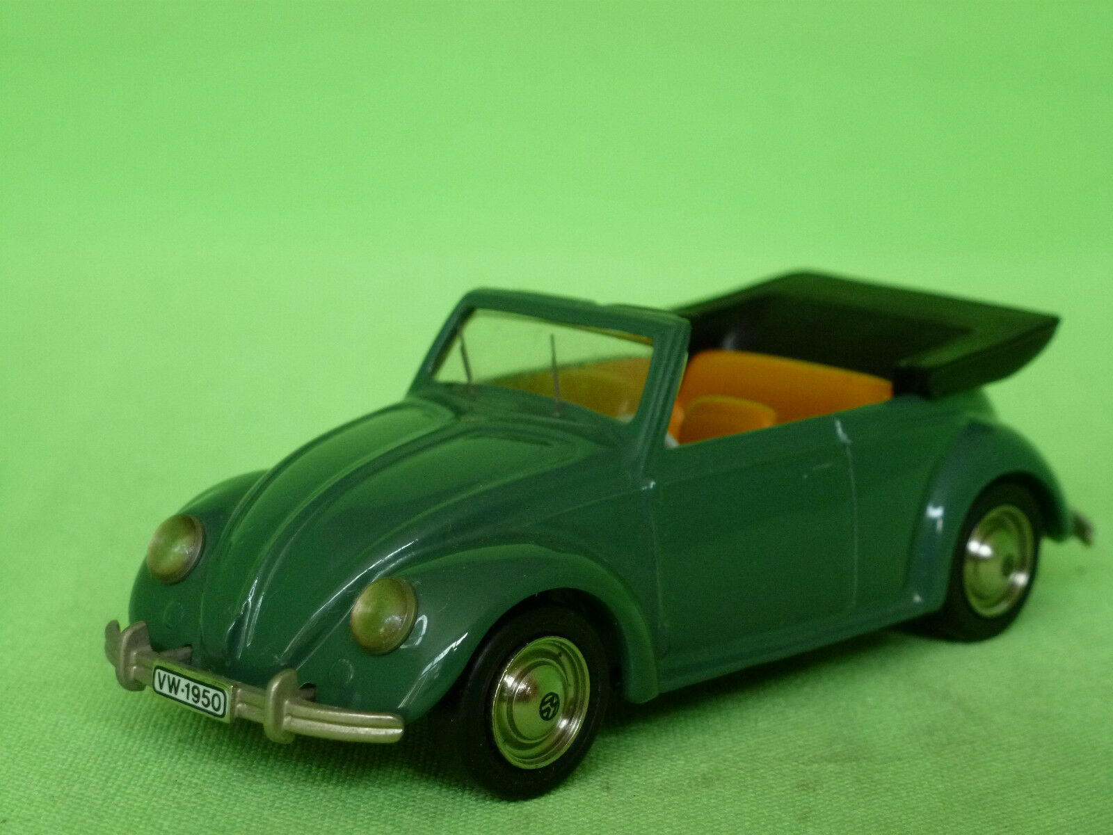 CENTURY 15  VW VOLKSWAGEN 120 CABRIOLET 1950 CONVERTIBLE  NEAR MINT CONDITION