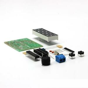 C51-4-Bits-Digital-LED-Electronic-Clock-Electronic-Production-Suite-DIY-Kits-Set