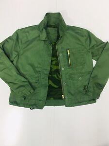 38 Military Us Uk Superdry Rookiy Jacket Dusty Eu 10 size Sage In 6 5W7pSWB