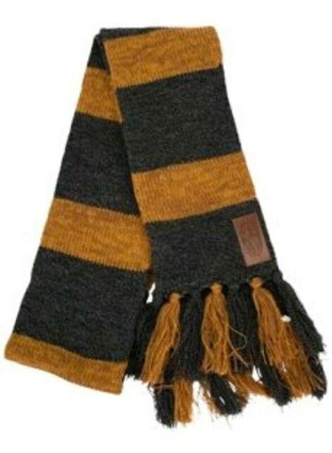 Fantastic Beasts and Where to Find Them - Newt's Hufflepuff Knit Scarf-ELO440105