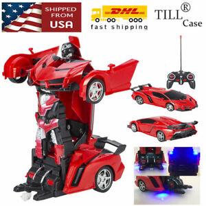 Baby Toys Rc Car Radio Remote Control W Usb Red Racing Car Toy Kids Boys Gift Ebay