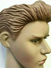 Male Head For Displaying Full Body Mannequins Life Size Man Face Molded Hair N2