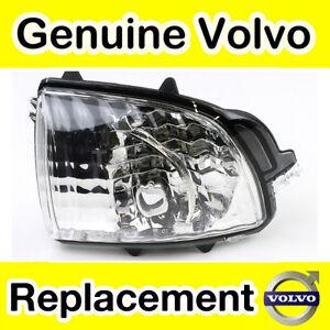 GENUINE-VOLVO-XC90-07-RH-MIRROR-REPEATER-INDICATOR-LIGHT-LENS-LAMP