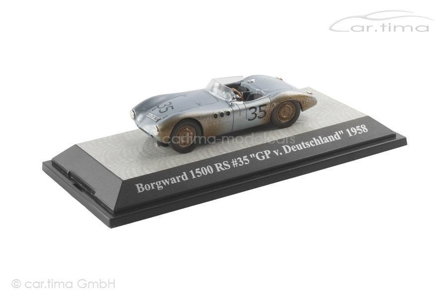 Borgward 1500 RS - GP Germany 1958 - of 500 - Premium ClassiXXs - 1 43