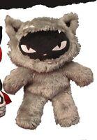 Emily The Strange Wolf Kitty Plush -