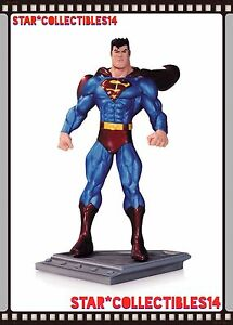 Dc Collectibles Superman Man Of Steel Edition Ltd Ed Mcguinness 7.5 Dc Collectibles Superman Man Of Steel Ltd Edition Ed Mcguinness 7.5