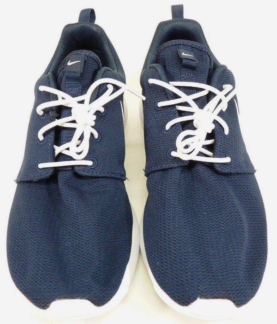 NEW Nike Men's Roshe One 511881-423 Navy White Running shoes Size 9
