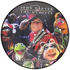 Christmas Together [Single] [Single] by John Denver/The Muppets (Vinyl, Nov-2013)