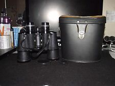PAINZLUX 10X50 SPACEMASTER BINOCULARS,COATED LENS - LOVELY CONDITION,CASED