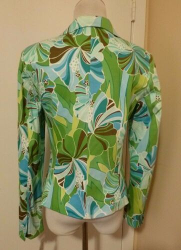 Jacket Smith Blend Nwt Size Willi Multi 8 Green Cotton R6xww1qnaf
