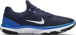 25da37110e73 La imagen se está cargando Para-Hombre-Nike -entrenador-de-formacion-Azul-Marino-