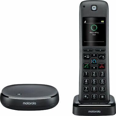 Motorola AXH01 AX Series DECT 6.0 Cordless Digital Phone
