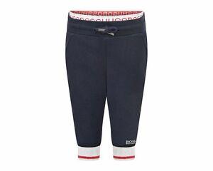 424e8010e2 Baby Boys Hugo Boss J04224 849 Track Pant Navy Bottom