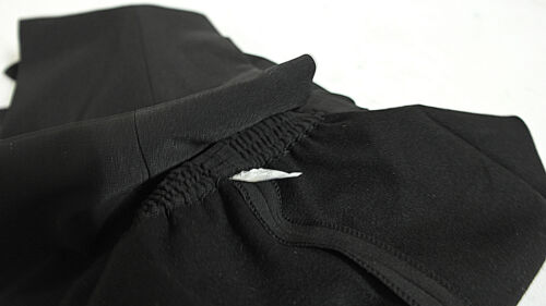 warm Thermo Schlupfhose Fleece Gummibund Baumwolle Business Hose