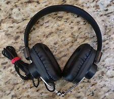 ESKUCHE Control v2 Black Headphones Modern Design for Right Ear Only Parts