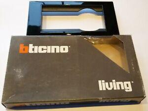 NUOVE-PLACCHE-4724BA-4724OR-4724NR-4724AC-BTICINO-LIVING-CLASSIC-SCHUKO-4714