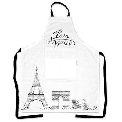 Davis & Waddell - Bon Appetit apron- French themed apron