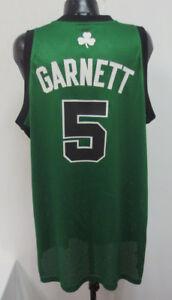 reputable site d662e e6af1 Details about KEVIN GARNETT XL BOSTON CELTICS SWINGMAN JERSEY NBA  BASKETBALL STITCH ADIDAS KG