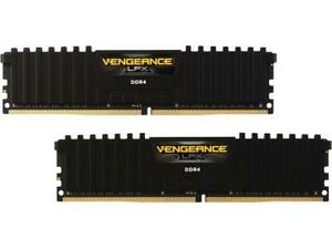 CORSAIR Vengeance LPX 16GB (2 x 8GB) 288-Pin DDR4 SDRAM DDR4 3200 (PC4 25600) De