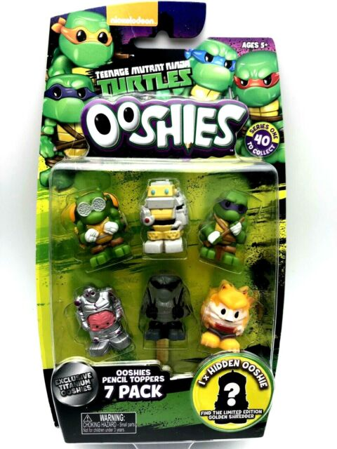 Choose from 4 Transformers Ooshies Series 1 Pencil toppers 7 Pack figures