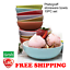 Pfaltzgraff-stoneware-ceramic-bowls-10pc-set-NOT-corelle-pyrex-corningware thumbnail 1