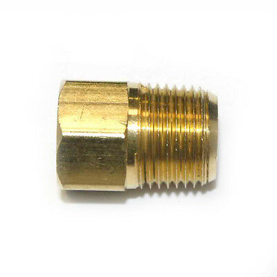 "3//4/"" NPT Male x 3//8/"" NPT Female Brass Hex Bushing FB906"